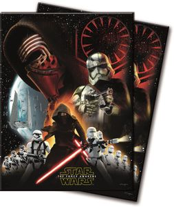 Star Wars The Force Awakens Plastduk str 120x180 cm (126-86216)