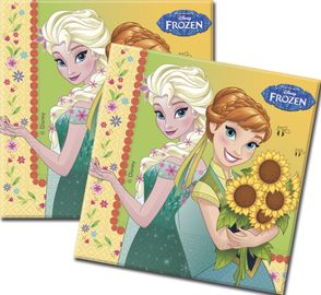 Frozen Fever Servietter - 20 stk