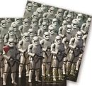 Star Wars The Force Awakens Servietter - 20 stk