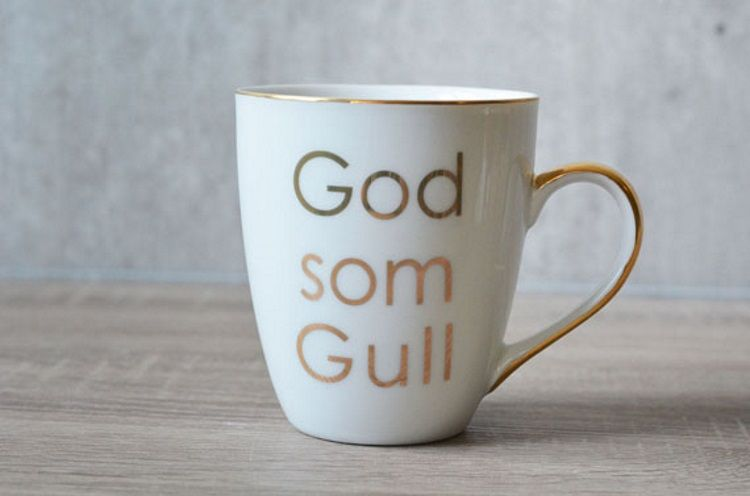 "Krus, ""God som Gull"""