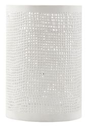 House Doctor Hurricane Hessian H12cm, Hvit