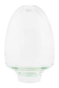 House Doctor Vase Mush Transparent,  H19cm (151-Ds0831)
