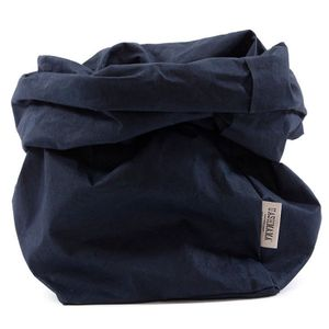Uashmama Medium Paper Bag, Dark-blue (199-MDBL)