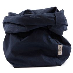 Uashmama X-Large Paper Bag, Dark-blue
