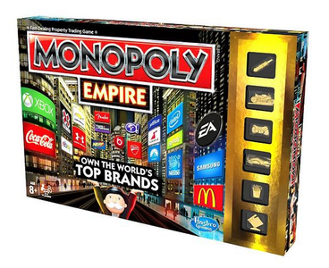 Brettspill Monopoly Empire 2.0 NO (164-5010994814144)