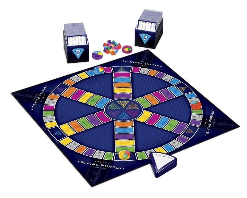 Trivial Pursuit (Master Edition)