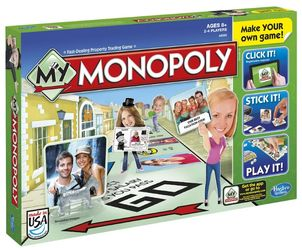 Brettspill My Monopoly