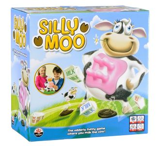 Silly Moo - familiespill