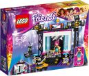 LEGO® Friends Popstjernens TV-studio, med minifigur