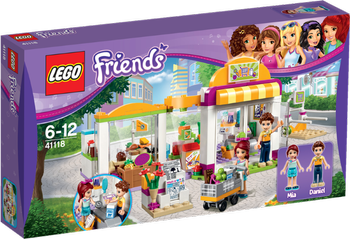LEGO® Friends Heartlakes supermarked med minifigurer