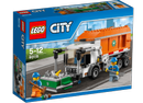 LEGO® City Søppelbil med to minifigurer
