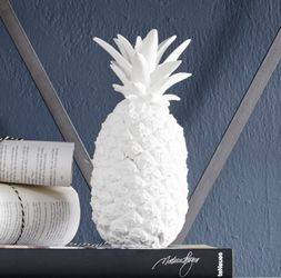 By On Ananas Tropical Hvit, 12x27cm