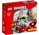 Lego® Juniors Iron Man mot Loki