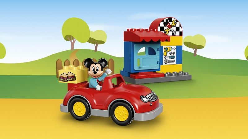 Disney Junior Mikkes Verksted
