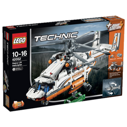 LEGO® Technic Tungt transporthelikopter, 2-i-1 modell