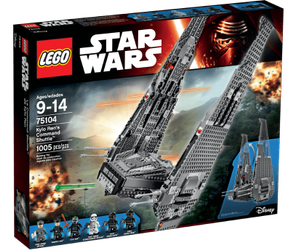 Lego® Star Wars Kylo Ren's Command Shuttle™