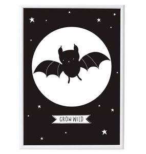 A Little Lovely Company Poster Batman - 50x70 (315-POBA007)
