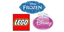 LEGO® Frozen / Disney Princess