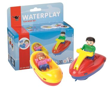 Waterplay Båtsett, kano og vannscooter (121-800055108)
