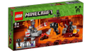 LEGO® Minecraft Trehodet Wither og Wither-skjelett
