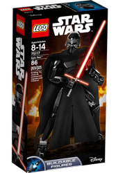 Lego® Star Wars First-Order lederen, Kylo Ren