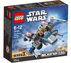 Lego® Star Wars Opprørernes mikrojager, X-Wing Fight