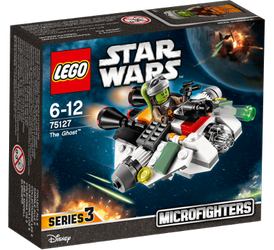 Lego® Star Wars The Ghost - mikrojager