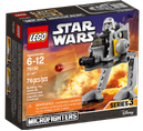 Lego® Star Wars AT-DP - med fører