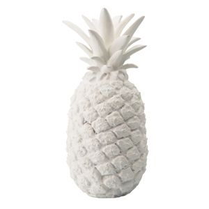 By On Ananas Tropical Hvit, 12x27cm (265-618-001w)