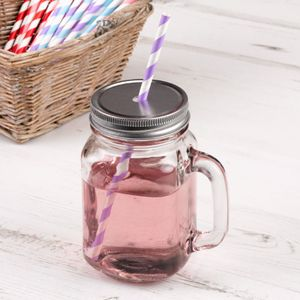Home Collection Mason Jar Drikkeglass,  4stk (144-678573)