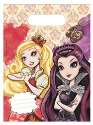 Ever After High Godteposer m/motiv, (6 pk)