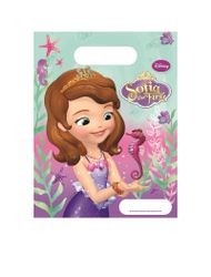 Sofia Pearl Of The Sea Godteposer m/motiv, (6 pk)