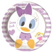 Minnie Mus Infant Papptallerkner, medium (20cm) 8stk