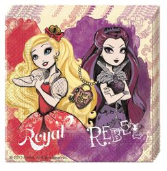 Ever After High Servietter - 20 stk