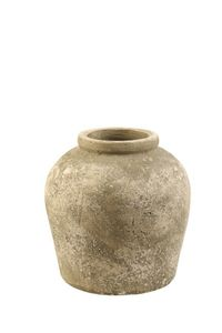 Light & Living Krukke AIRA aged-stone,  H29cm (273-6224234)