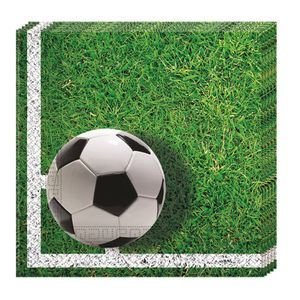 Fotball Party Servietter - 20 stk (126-86869)