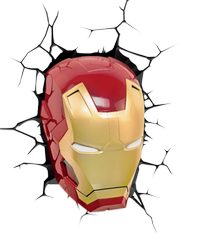 Philips Disney Marvel Avengers Ironman Lampe