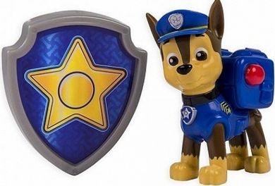 Paw Patrol Action Pack - Chase (125-778988064429-Chase - Spy Dog)