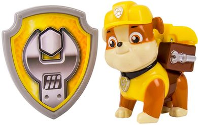 Paw Patrol Action Pack - Rubble (125-778988064429-Rubble-CnstrctDog)