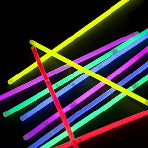 Party Glowstick Assorterte 56cm (10stk) (332-GLOW004)