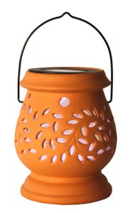 Star Trading Solcelle Lanterne Clay terracotta (328-477-48)