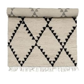 Day Home Triangle Wool Teppe 60x140cm