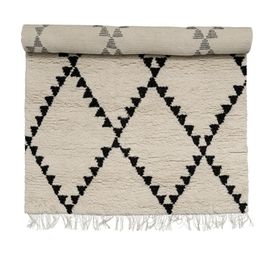 Day Home Triangle Wool Teppe 140x200cm