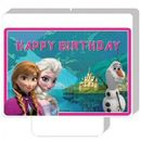 Frozen Dekorlys - Happy Birthday