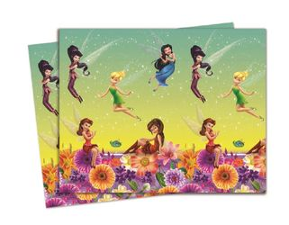 Disney Fairies Plastduk str 120x180 cm