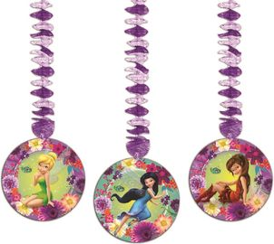 Disney Fairies Uroer - 3 stk