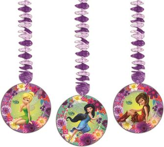 Disney Fairies Uroer - 3 stk (126-85251)