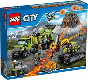 Unike lego® technic fjernstyrt volvo l350f hjullaster available via TO-38