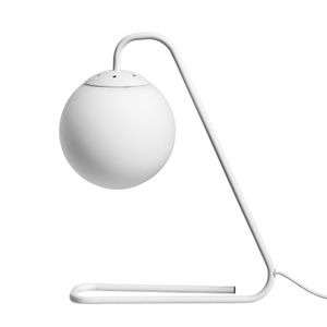 Bloomingville Bordlampe Matt Hvit, H41cm (152-68704752)