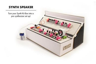LittleBits Synth Speaker (351-3300152)
